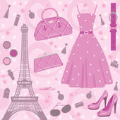 French Boutique Stock Illustrations   Gograph