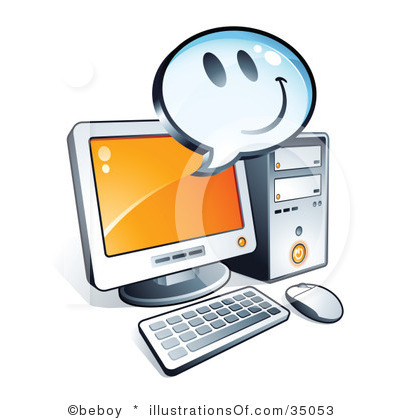 Computer Free Clipart - Clipart Kid