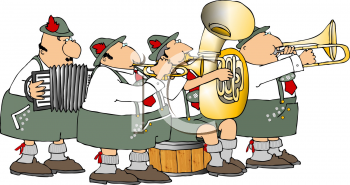 Oktoberfest Clip Art   Royalty Free Clipart Illustration