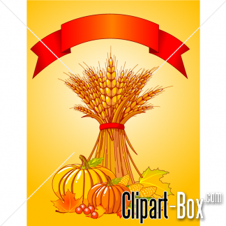 Related Harvest Banner Cliparts