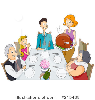 Christmas Meal Clipart   Quotes Lol Rofl Com