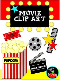 Free Clip Art  Movie   Theater Clip Art For The Classroom  It Is Ok