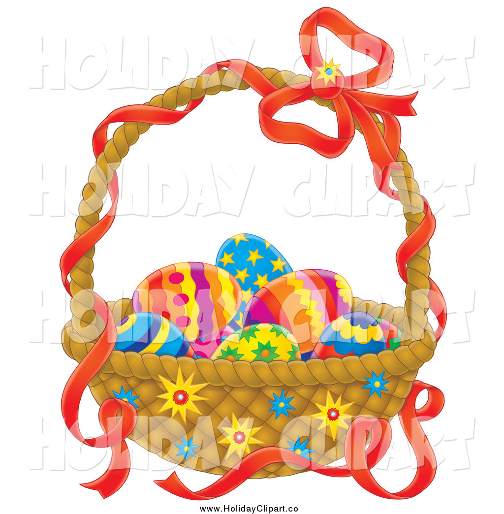 Clip Art Christmas Basket : Holiday basket clipart suggest