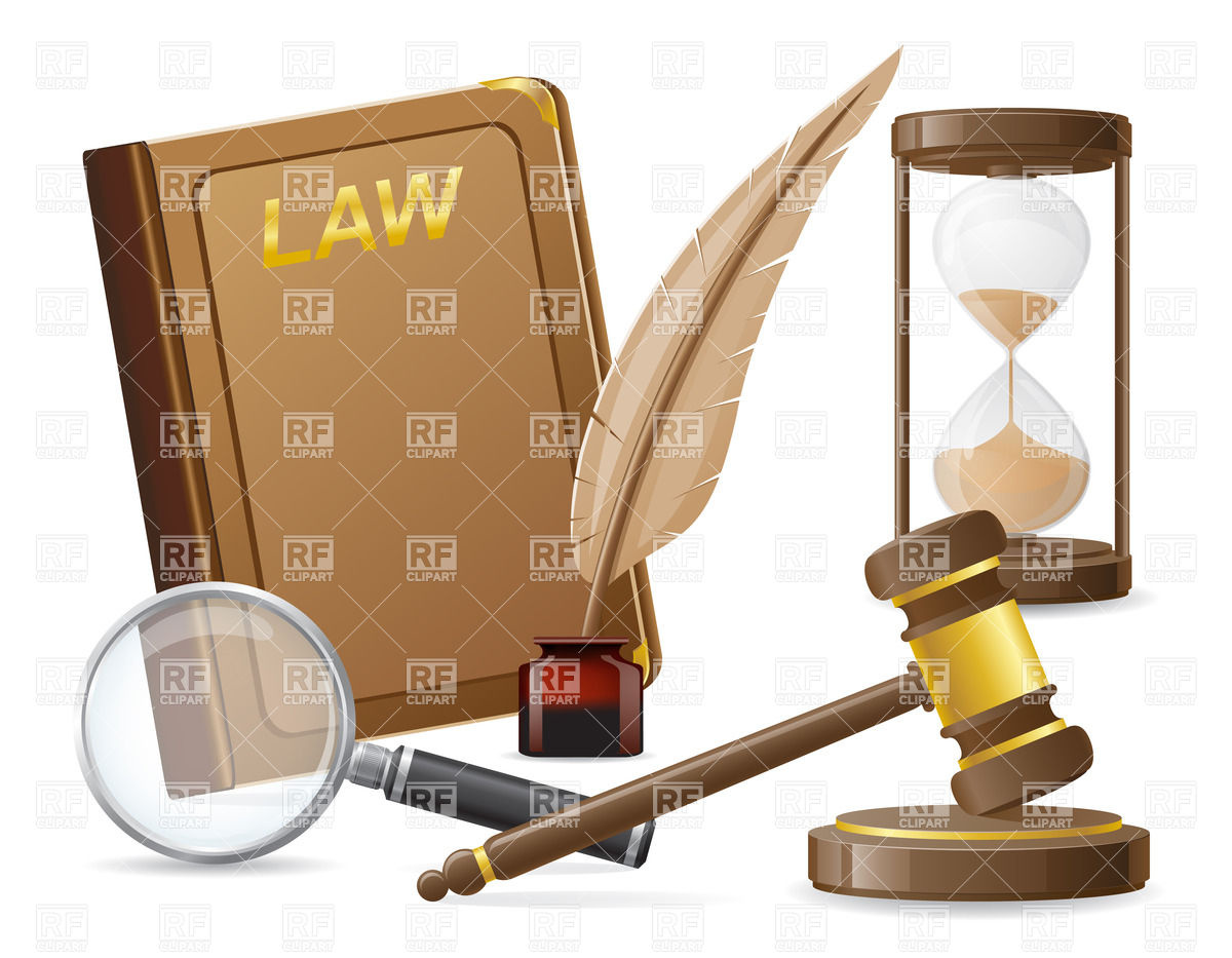 Law And Order Icons 26782 Objects Download Royalty Free Vector