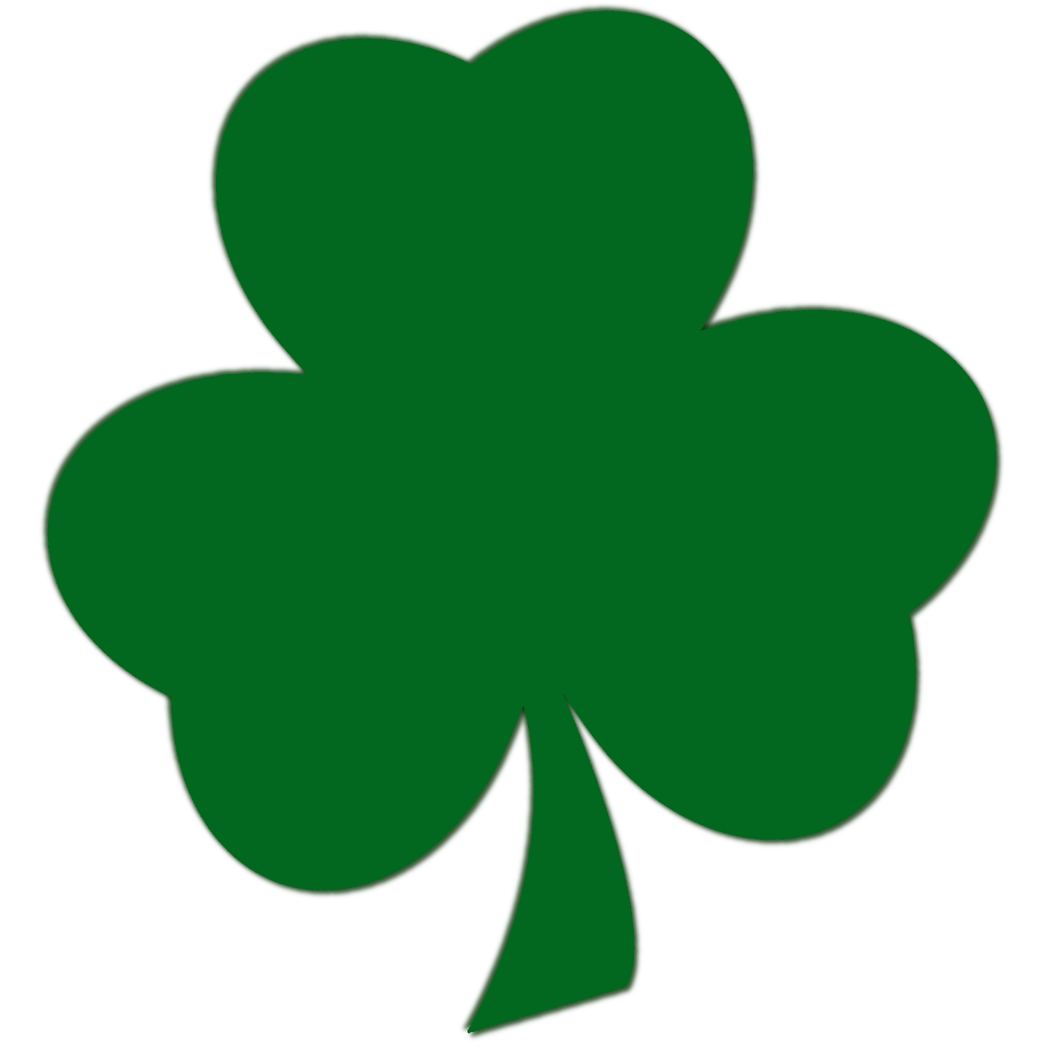 Irish Clover Clipart - Clipart Kid