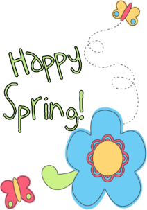 Welcome Spring Clipart Spring Has Sprung