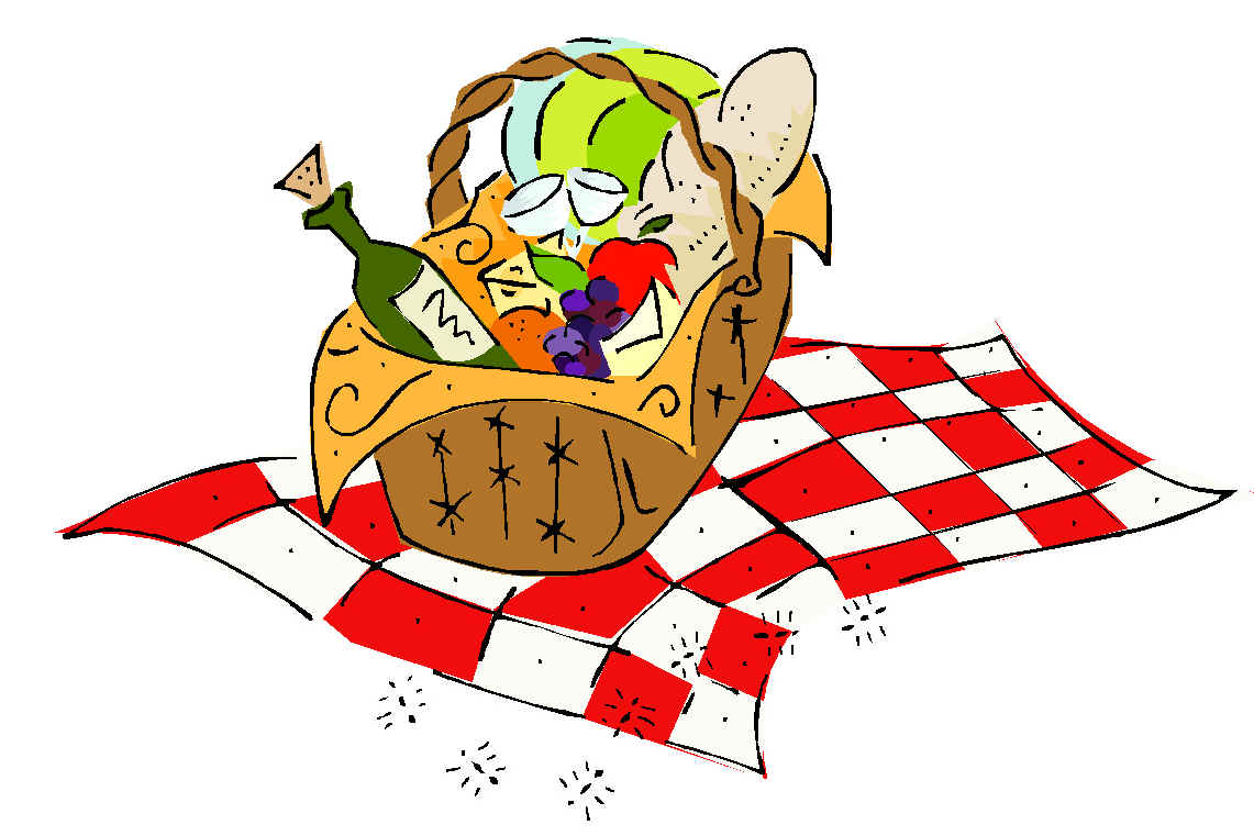 Church Potluck Clipart
