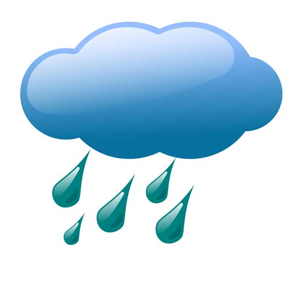 Weather- Related Clipart - Clipart Kid