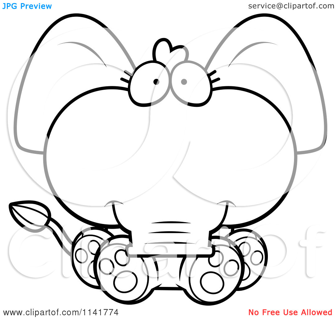 Coloring Pages Of Animals With Big Eyes : Cute cartoon animals with big eyes coloring pages
