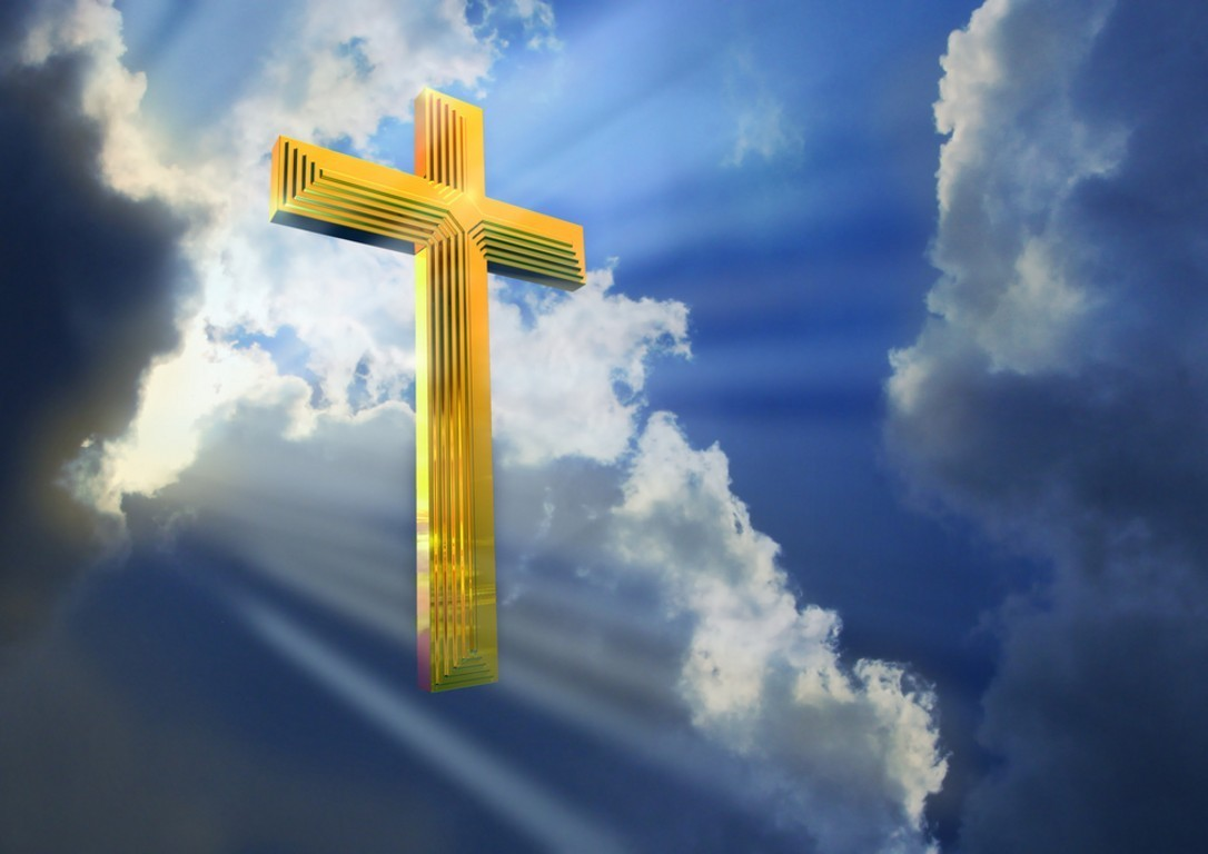 Jesus Cross In Heaven   Jesus Photo  15495015    Fanpop