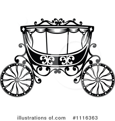 Royal Carriage Clipart Horse Wagon Ride Clipart