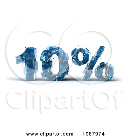 10 Percent Off Clipart - Clipart Kid