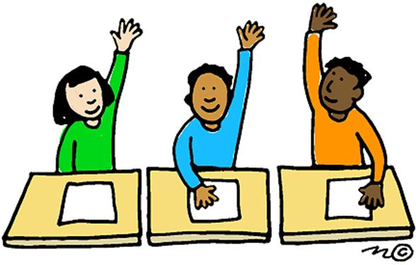 Student Raising Hand Clip Art   Clipart Panda   Free Clipart Images