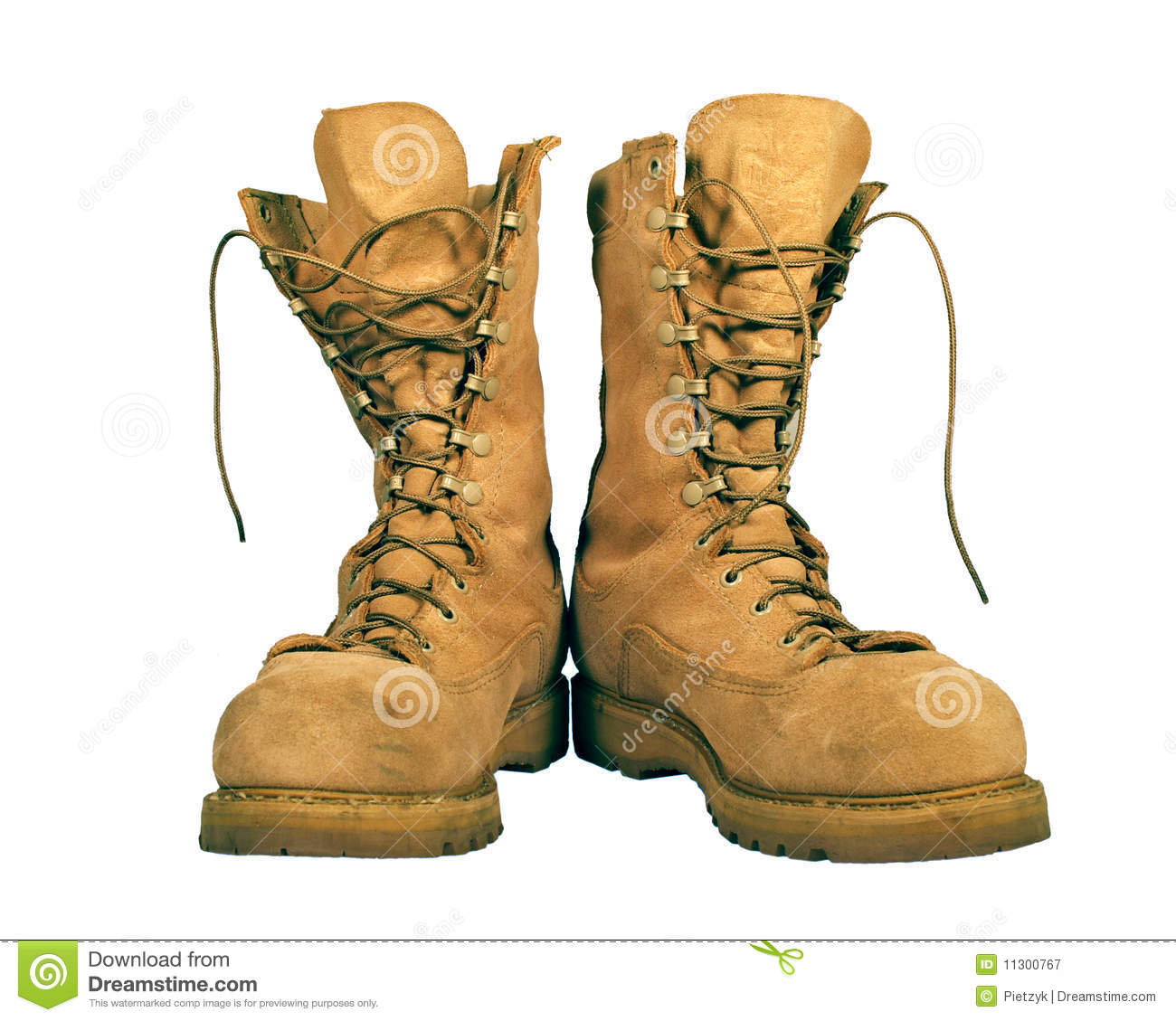 clipart of military boots - photo #7