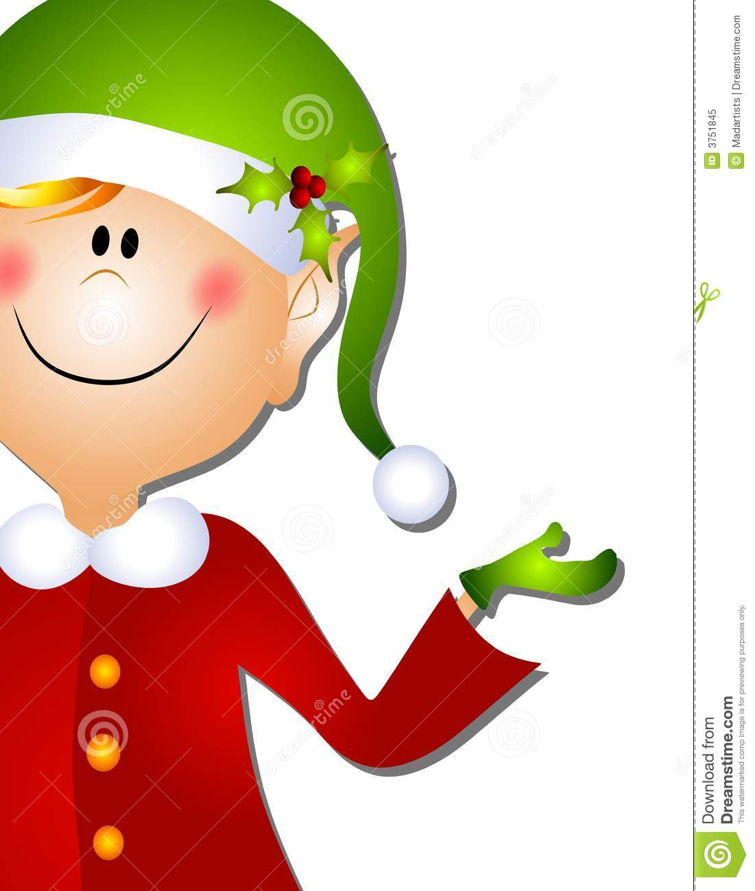 Animated Christmas Elves Clipart - Clipart Kid