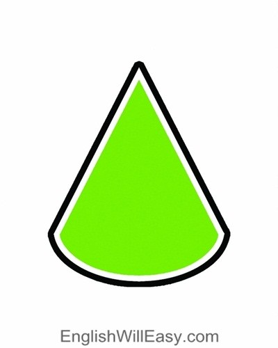 Cone Shape Clipart - Clipart Suggest