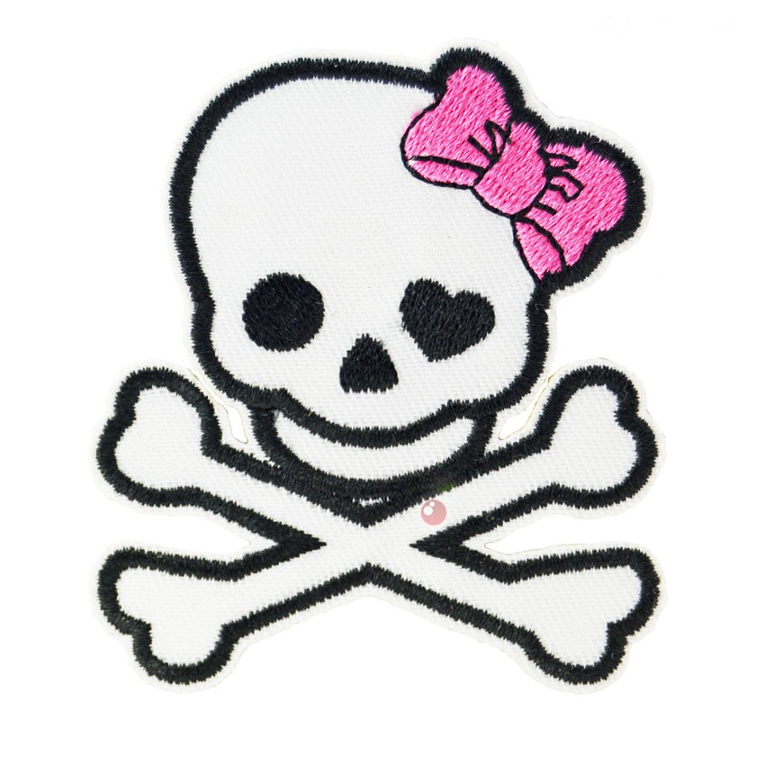 Cute Girly Skulls