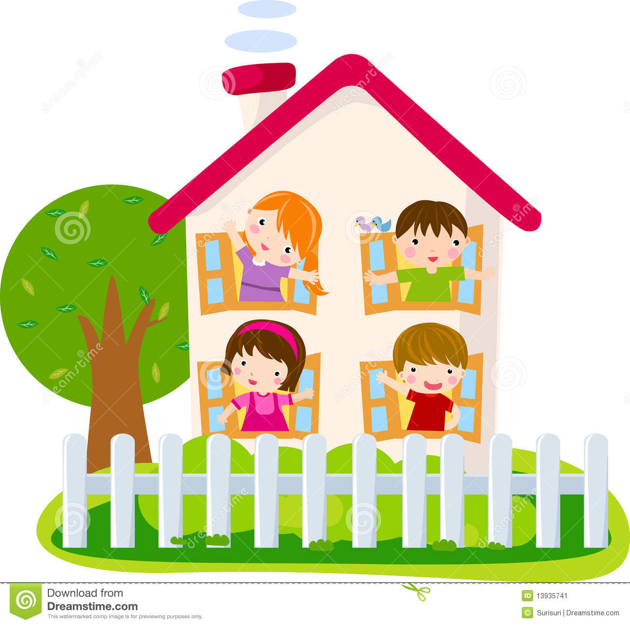 Cute house clipart hxmhje clipart suggest for Cute house images