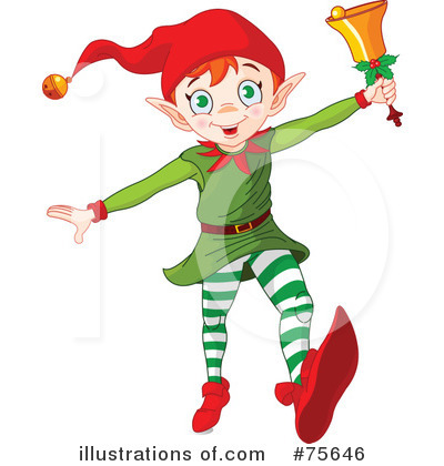 Elf Clipart  75646   Illustration By Pushkin