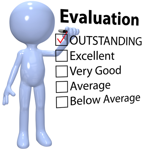 Evaluation Outstanding