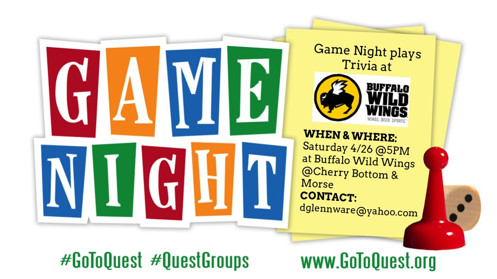 Game Night   Bdubs    4 26   Quest