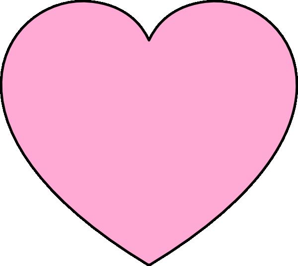 light-pink-heart-clip-art-at-clker-com-vector-clip-art-online-e7gpSa ...