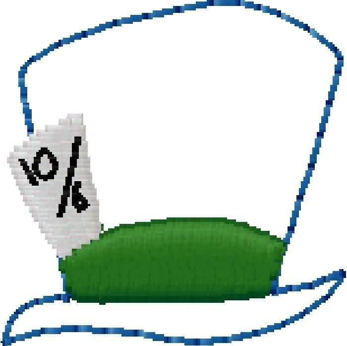 Mad Hatter Clip Art   Cliparts Co