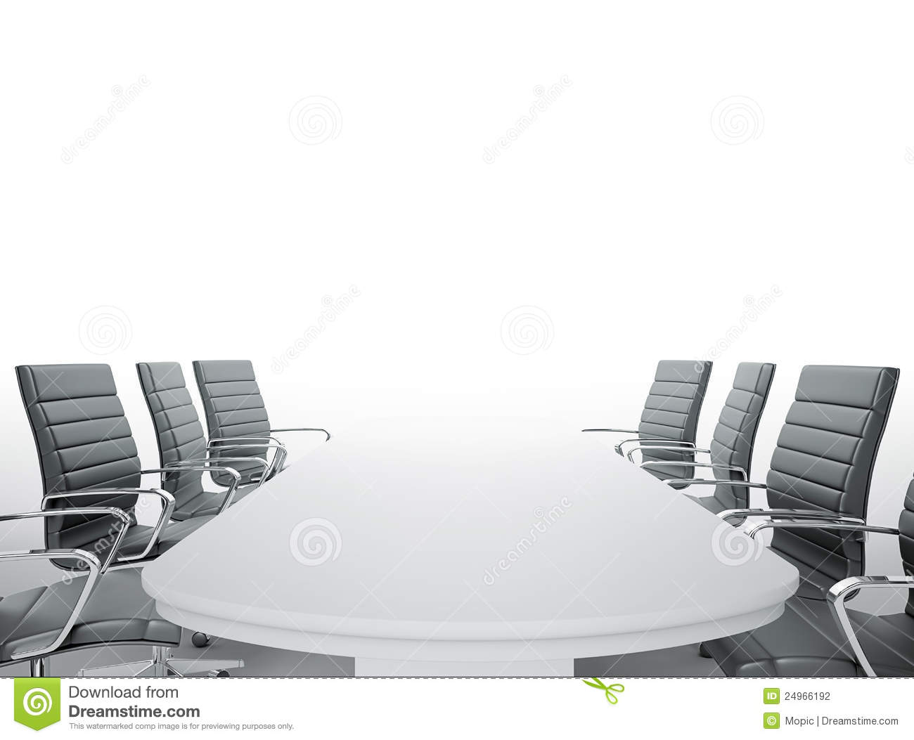 Meeting Room Clipart Empty Meeting Room Stock Photography   Image