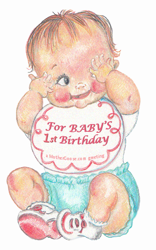One Year Old Clipart Clipart Suggest