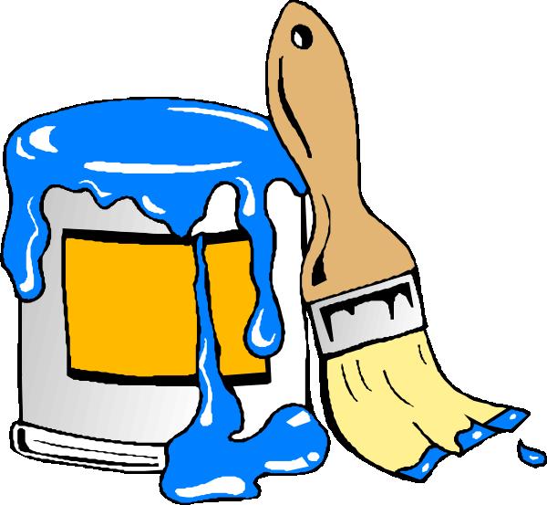 Clip Art Paint Can Clipart paint can clipart kid brush clip art