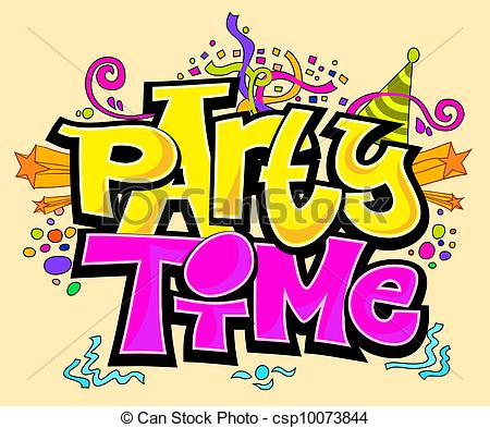 Party Time   Csp10073844