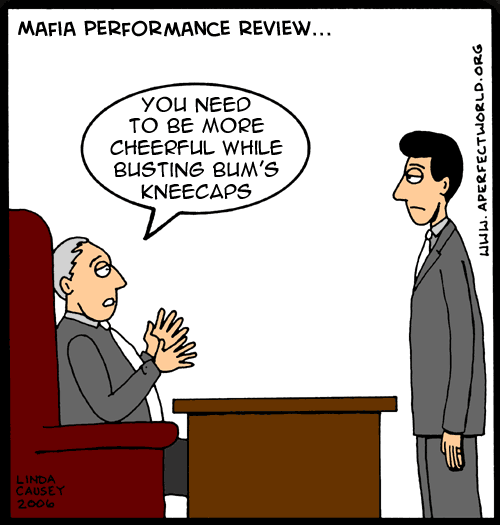 Performance Evaluation Clipart