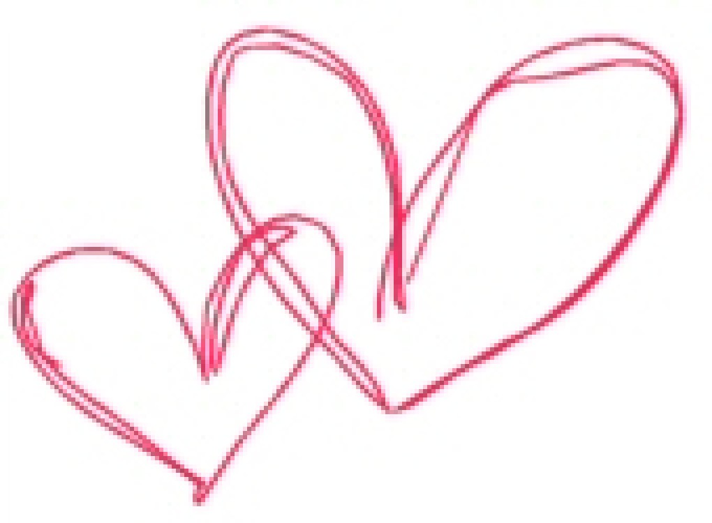 Pink Heart Clipart - Clipart Suggest