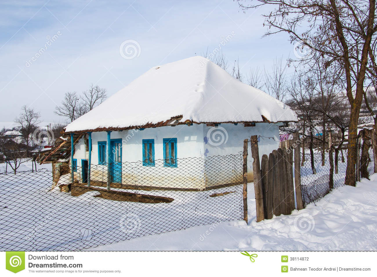 Poor House Stock Photography   Image  38114872