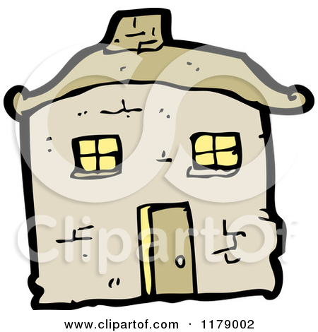 Poor Old Cottage Clipart   Cliparthut   Free Clipart