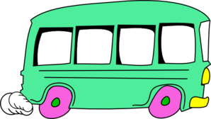 Bus Clip Art At Clker Com   Vector Clip Art Online Royalty Free