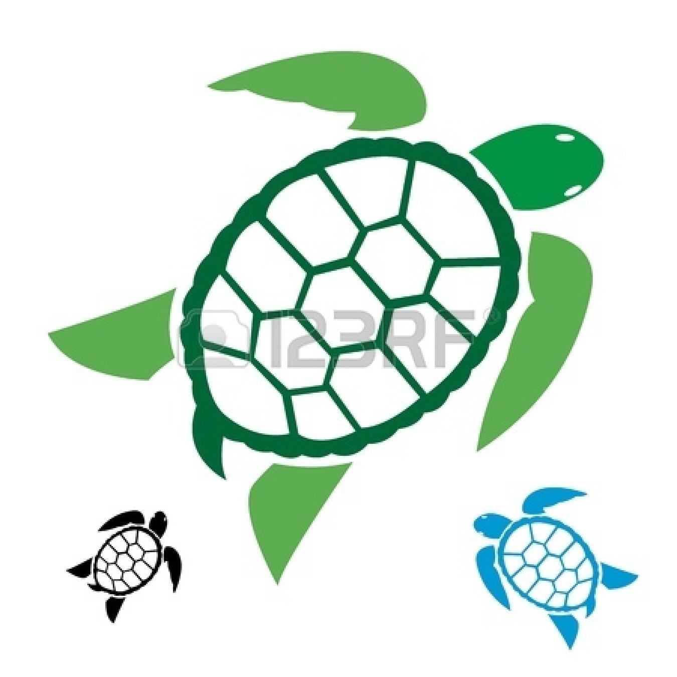 Hawaiian Sea Turtle Clip Art Baby Sea Turtle Clipar...