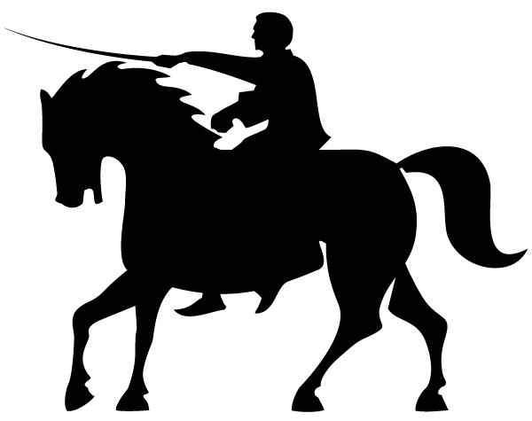 Horse And Rider Pictures   Clipart Best