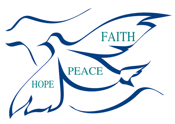 Peace Faith And Hope Clip Art At Clker Com   Vector Clip Art Online