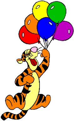 tigger birthday clipart clipart suggest. Black Bedroom Furniture Sets. Home Design Ideas