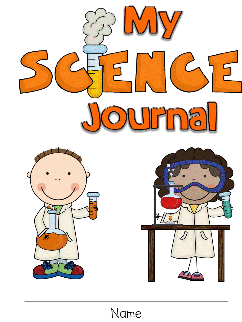 We Use This Journal To Keep Track Of Our Experiments  We Record Each