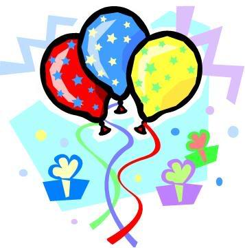 Pool Party Birthday Cake Clipart - Clipart Kid