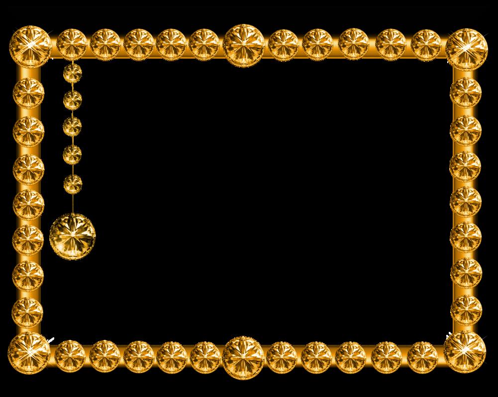 Gold Border Bar Clipart - Clipart Suggest