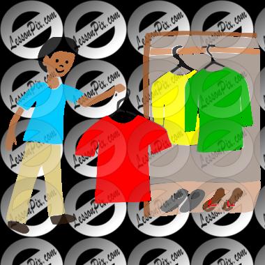 laundry hanging hang up clothes clipart wwwpicsbudcom