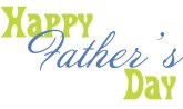 Happy Father S Day Clipart Teenage Yellow Sign Clipart Colorful