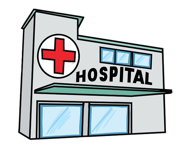 Cartoon Hospital Bed Clipart - Clipart Suggest