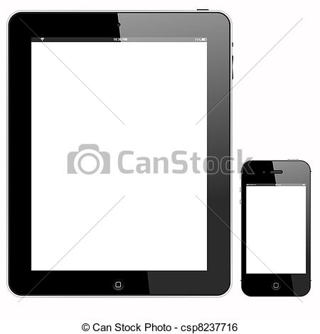 Clip Art for Smartphone Tablet PC