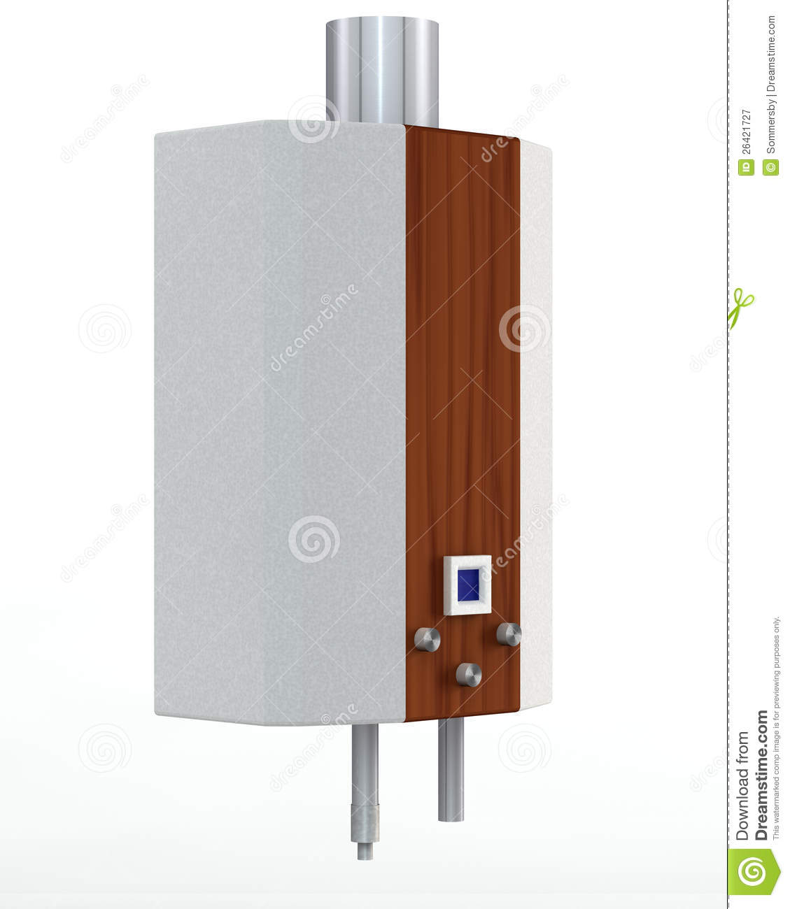 Water Heater Royalty Free Stock Photography   Image  26421727