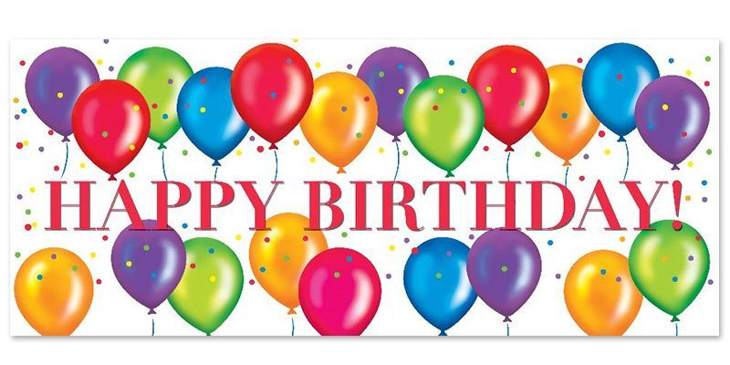 Birthday Banner Clip Art   Clipart Panda   Free Clipart Images
