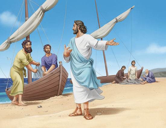 gangway to galilee coloring pages - photo#12